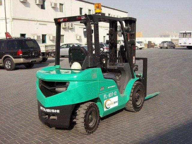 Hire of Forklifts & Rental of Forklifts | Kuwait